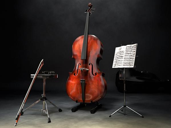 Современная виолончель