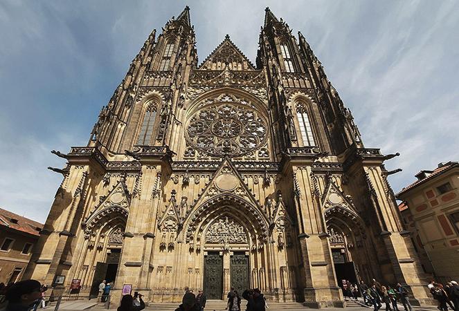 Собор Святого Вита, г. Прага