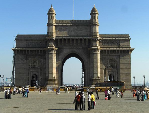 Ворота Индии, г. Мумбай