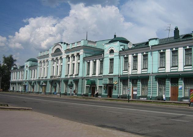 Музей имени М.А.Врубеля