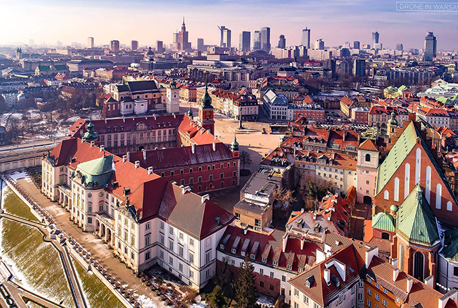 Современна Варшава