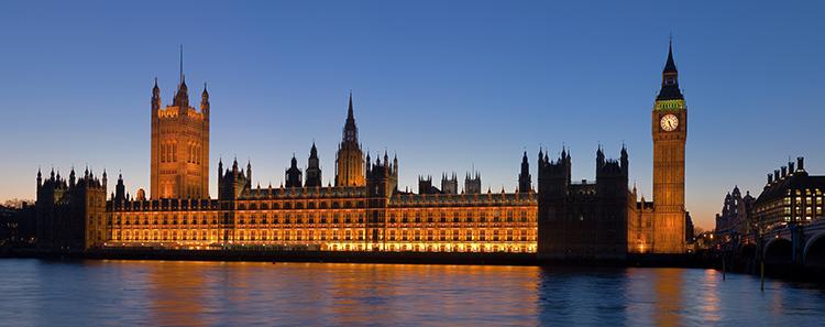 Вестминстерский дворец и Биг-Бен