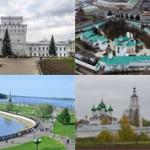 10 самых красивых мест Ярославля