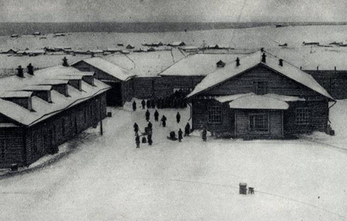 Заключенные Сахалина