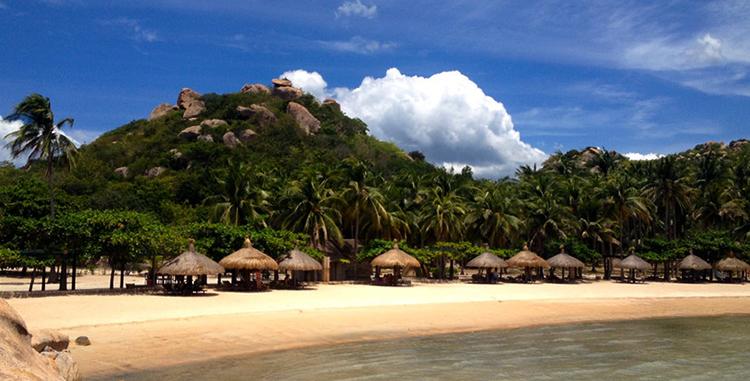 Жемчужный пляж (Нячанг)