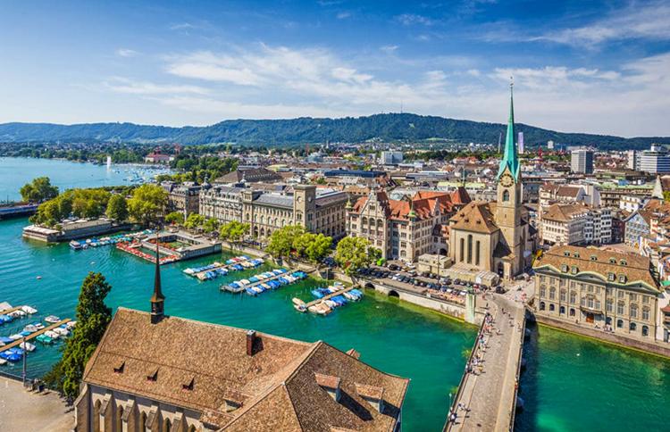 Цюрих (Zürich)