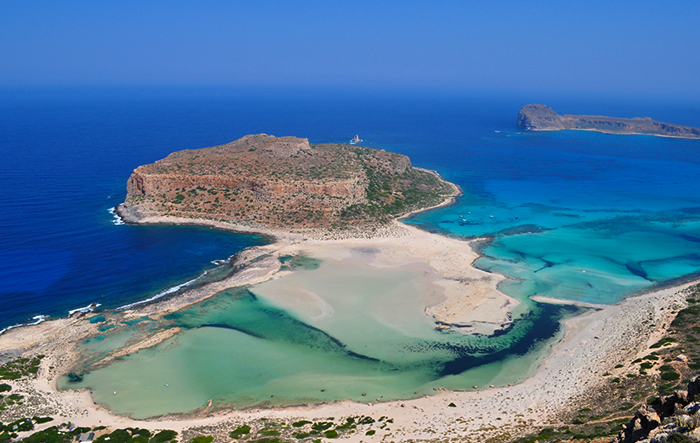 Балос, Крит