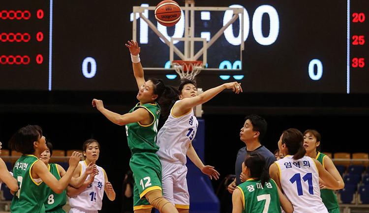Баскетбол в Корее