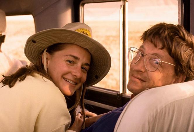 Билл и Мелинда