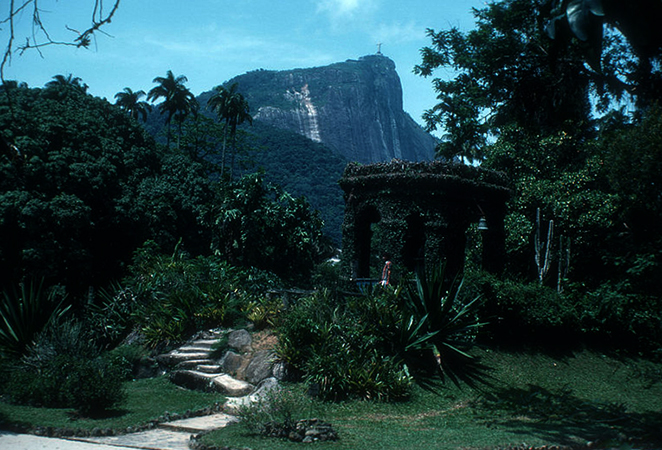 Ботанический сад, Рио-де-Жанейро