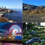 Самые красивые места Калифорнии