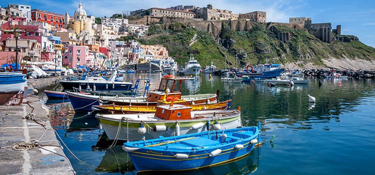 Капри, Италия