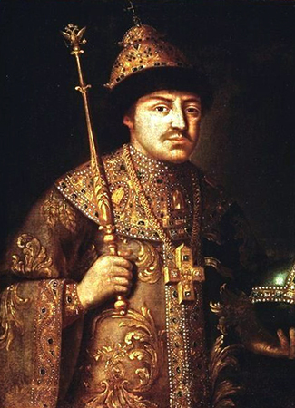 Царь Федор Романов