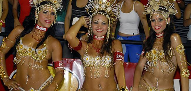Парагвайский карнавал