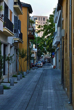 Улица Кипра
