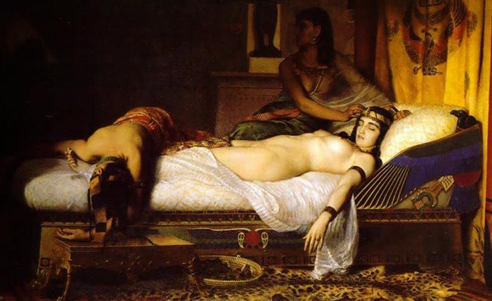 Мертвая Клеопатра