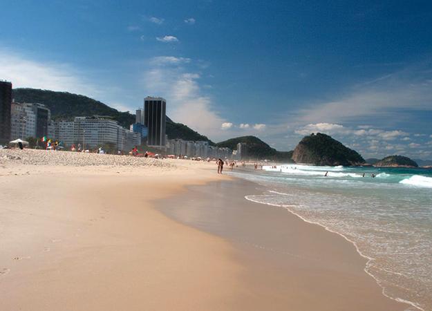 Копакабана, Рио-де-Жанейро