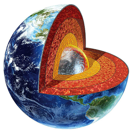 Ядро планеты