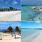 Самые красивые кубинские пляжи