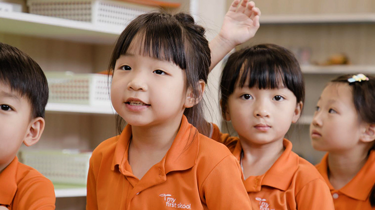 Дети Сингапура