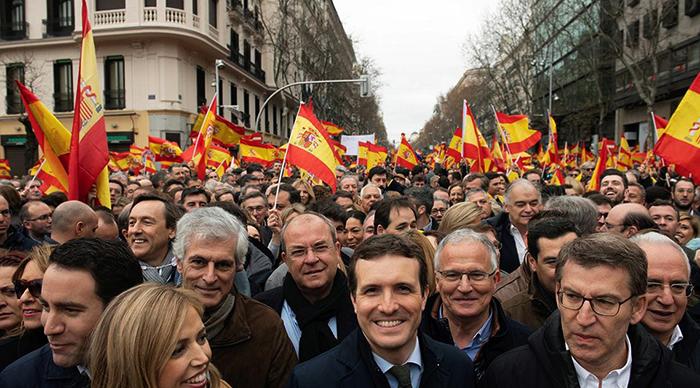 Люди в Испании