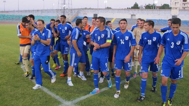 Футбол на Кипре