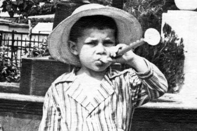 Газманов в детстве