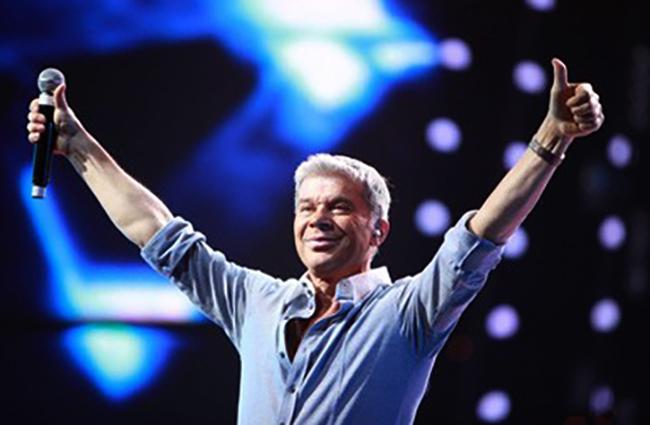 Концерт Газманова