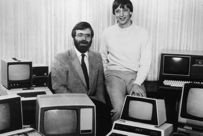 Гейтс и Аллен