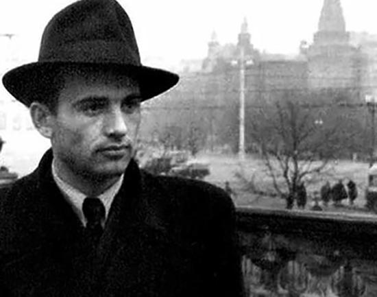 Горбачев в молодости