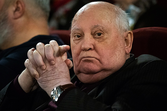 Горбачев сейчас