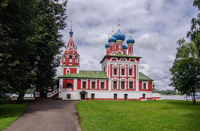Храм Димитрия Иоанновича