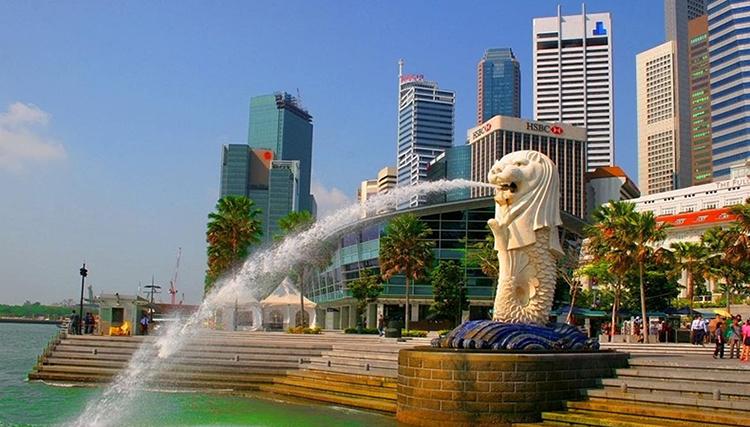 Красота Сингапура