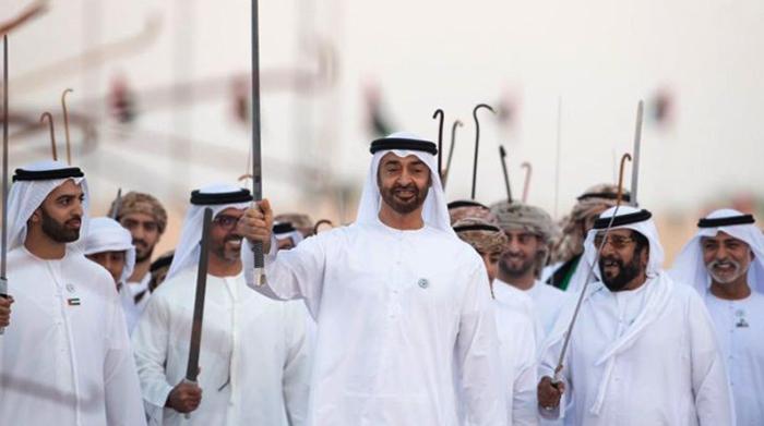 Люди в ОАЭ