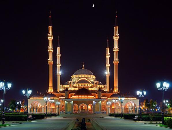 Мечеть Ахмата Кадырова
