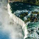 Самые интересные факты про Ниагарский водопад