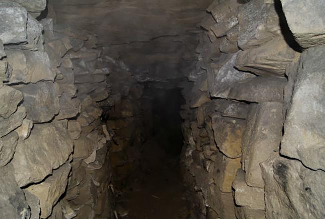 Нолькинские пещеры