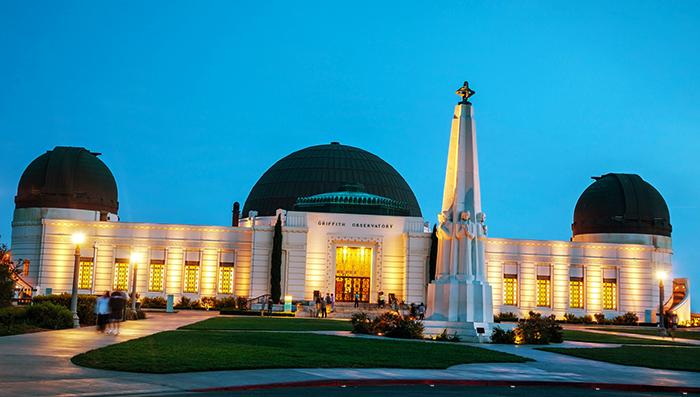 Обсерватория Гриффита, Лос-Анджелес