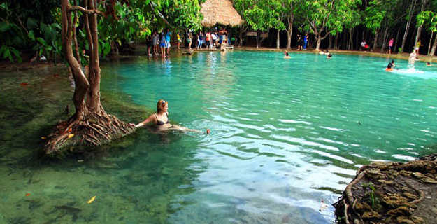 Озеро Са-Моракот