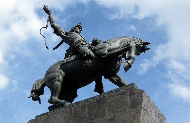 Памятник Салавату Юлаева