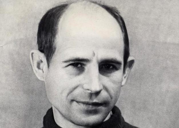 Поэт Рубцов