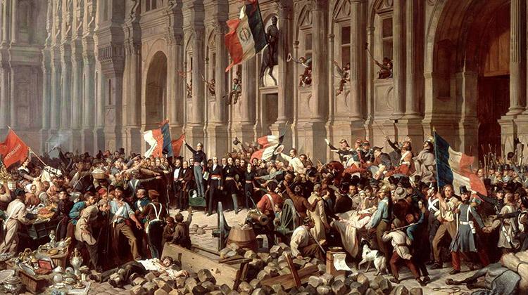 Прохождение революции