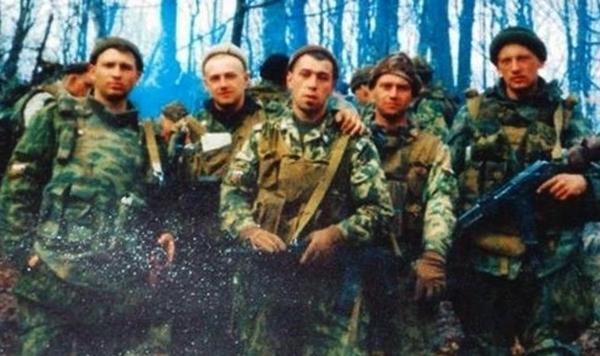 Псковские десантники