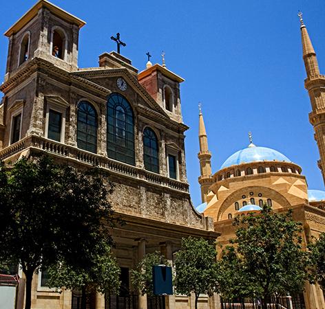 Религия в Ливане