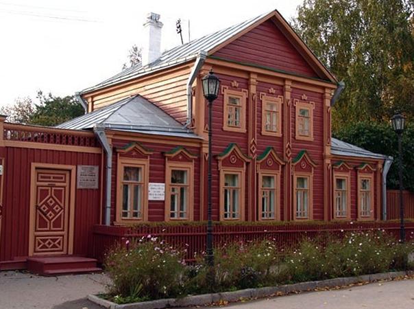 Мемориальный музей-усадьба И. П. Павлова