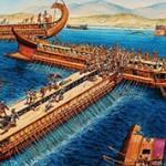 Интересные исторические факты о Саламинском сражении