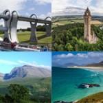 10 самых красивых мест Шотландии