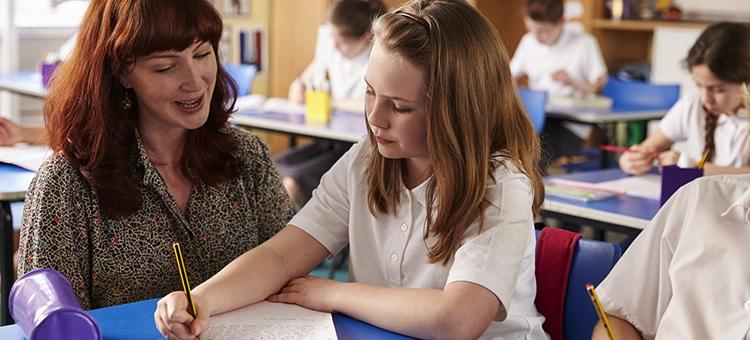 Школьный учитель в США