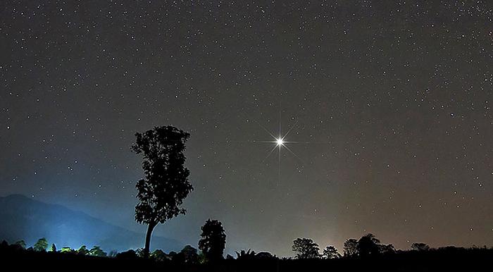 Свет полярной звезды