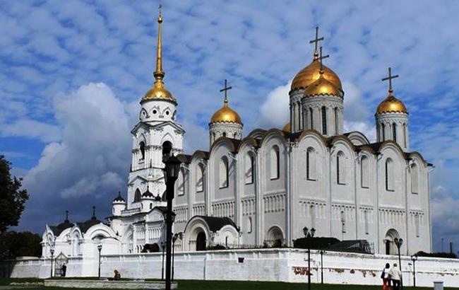 Кафедральный Успенский собор во Владимире
